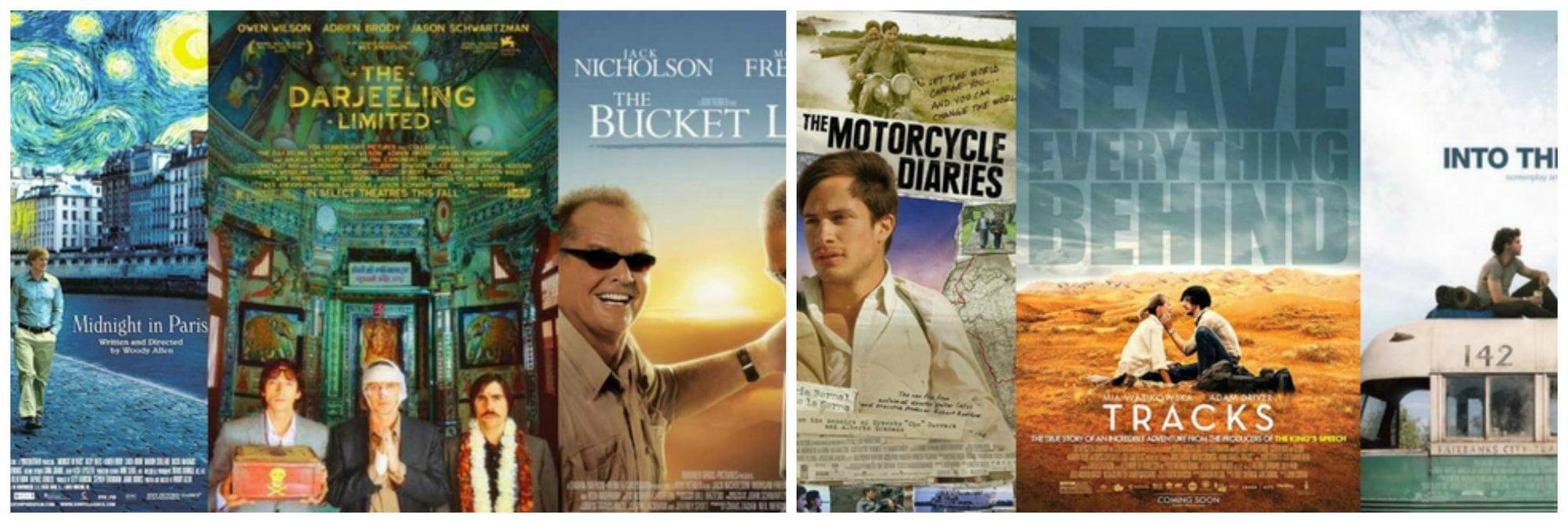 20 Best Travel Movies To Inspire Wanderlust