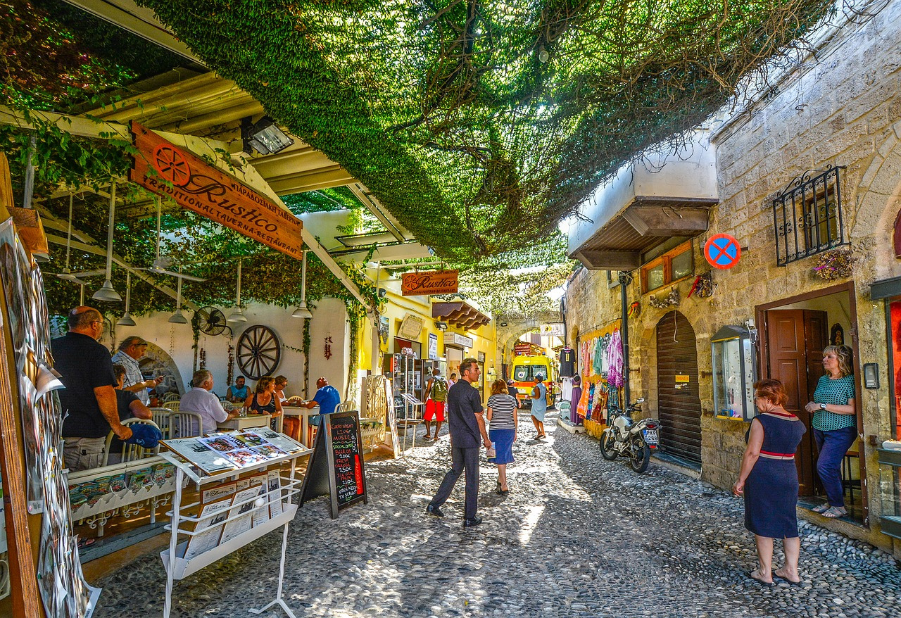 5 reasons why Greece is ideal for digital nomads