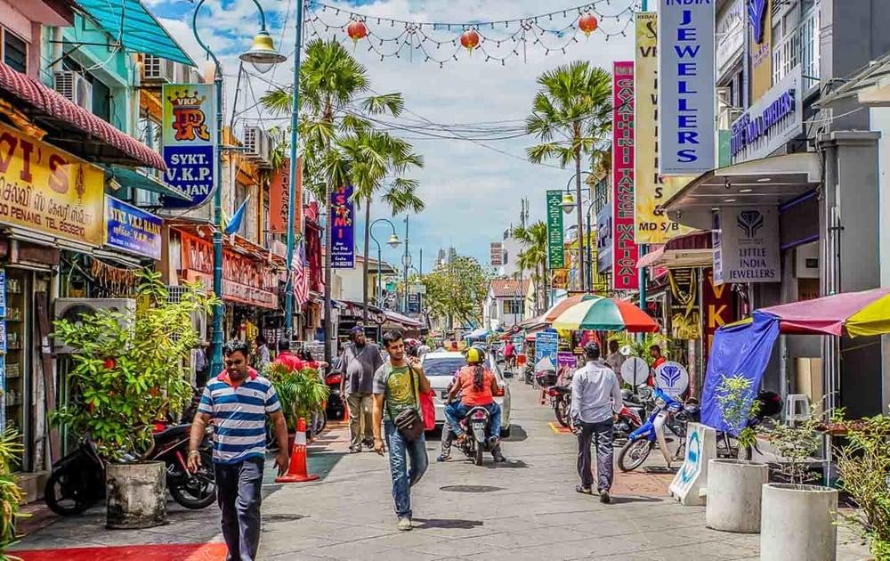 George Town, Penang- Malaysia