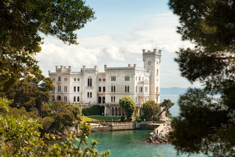 Northern italy - trieste