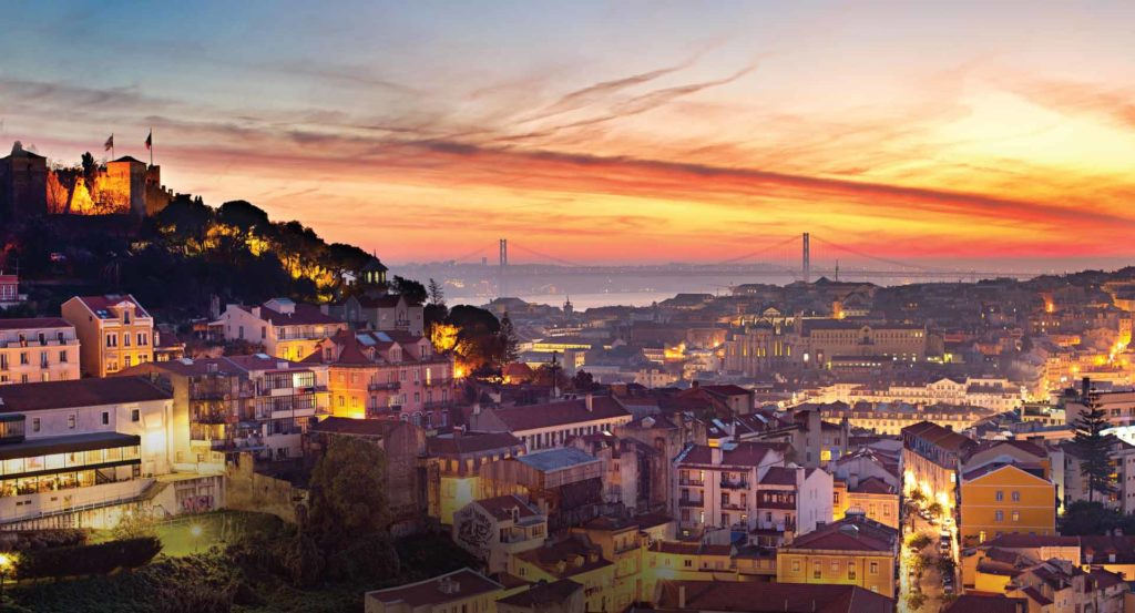 Digital nomad and tech vibe - Lisbon, Portugal