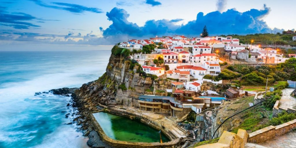 Portugal - azenhas do mar