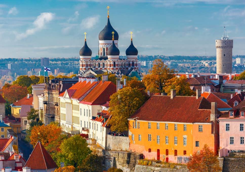 Tech Hub for Digital Nomad - Tallinn, Estonia