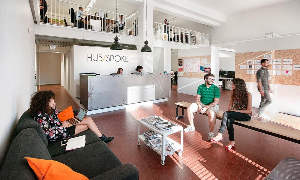 Hub/Spoke