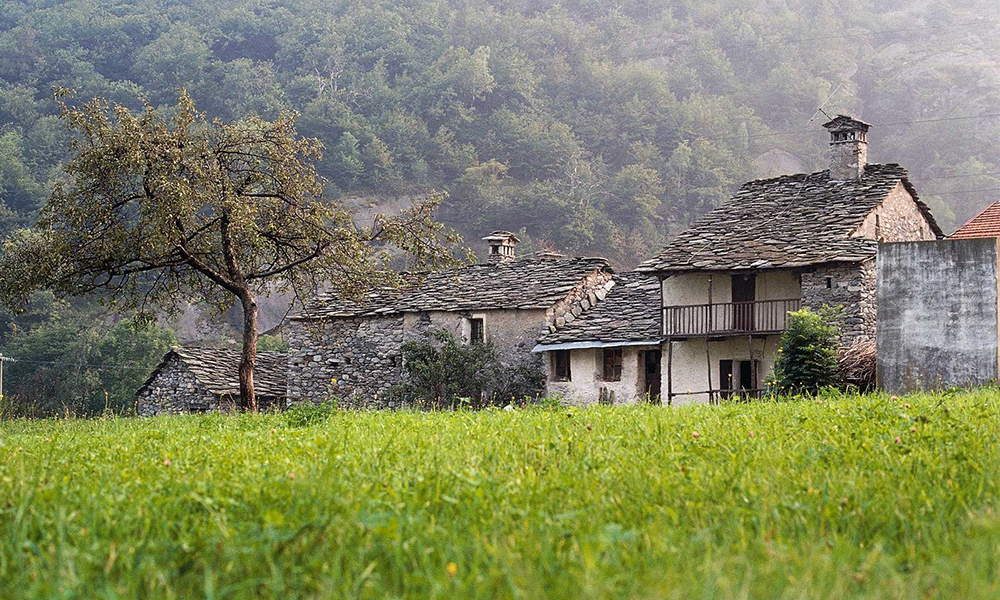Underrated Italian Regions - Locana