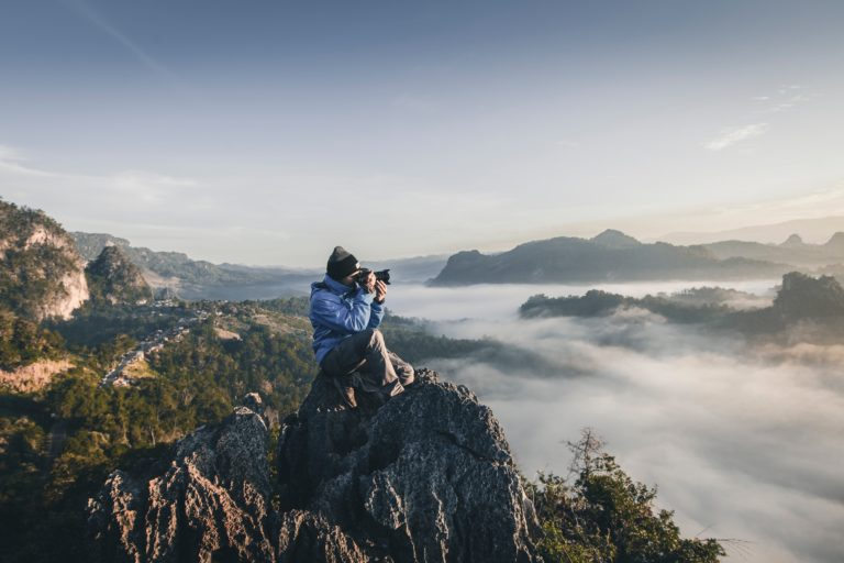 5 Steps to Become a Travel Blogger