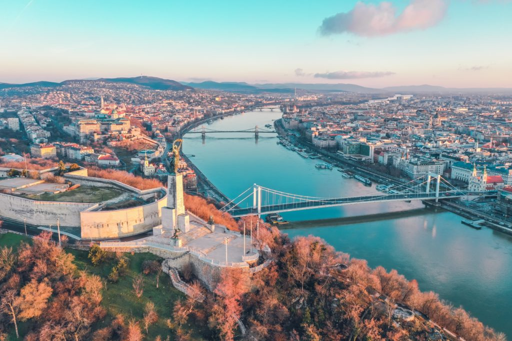 budapest- digital nomad hubs in europe