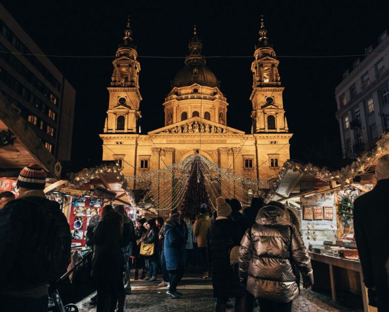 Best Christmas Markets in Europe for Digital Nomads