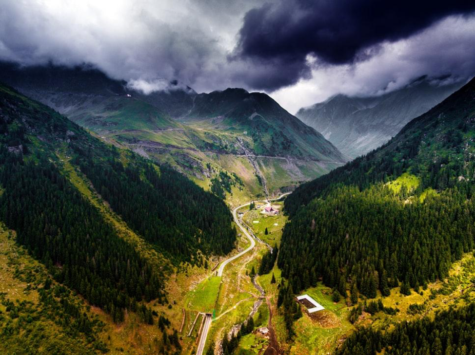 Transfagarasan- Romania